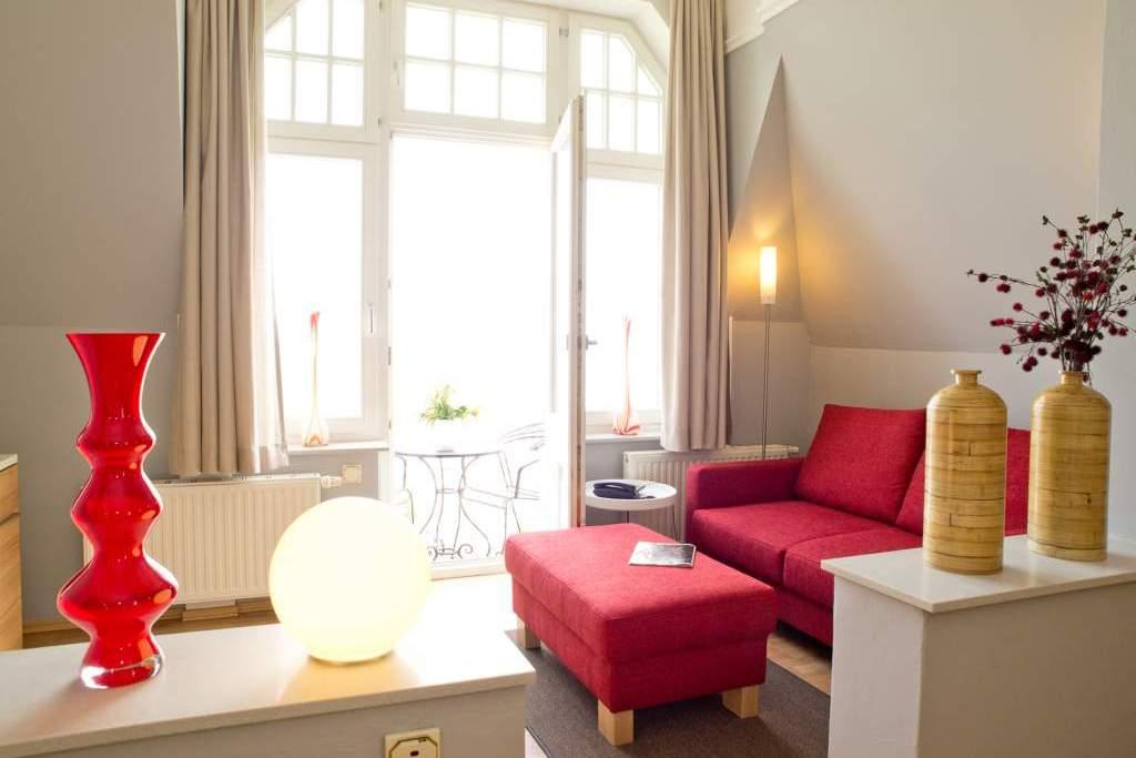Villa Dora App12 Ferienwohnung In Bansin Seebad Usedomtravel