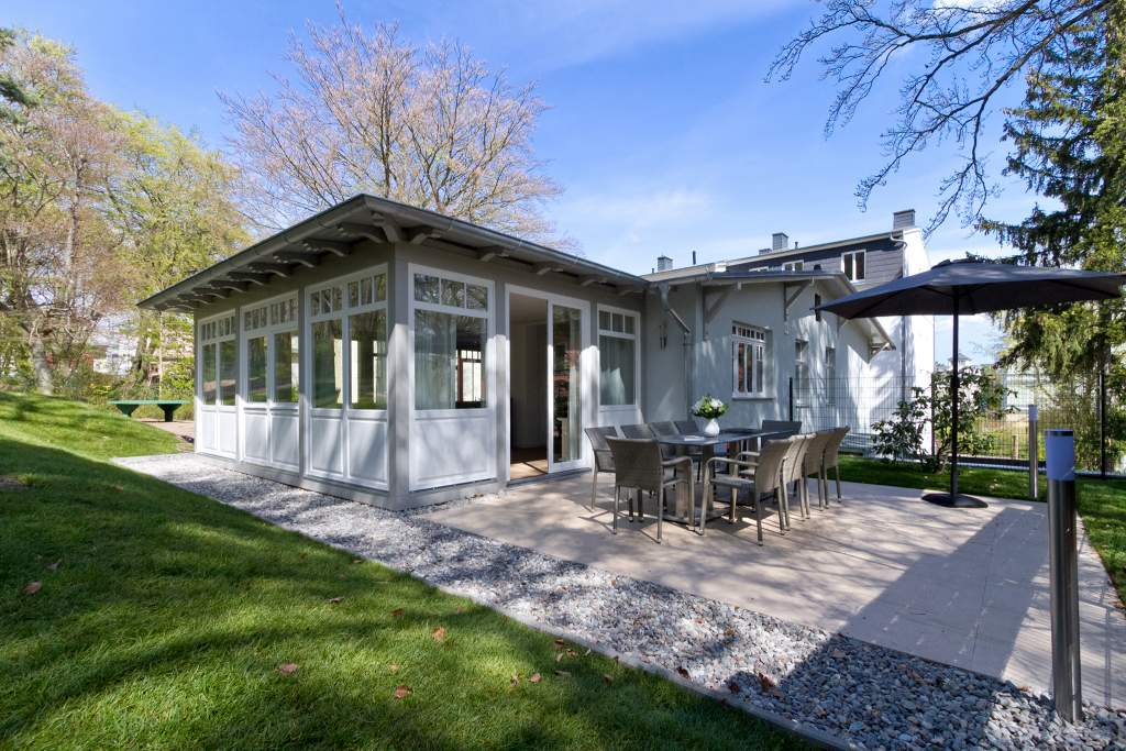 ferienhaus amelia cottage ferienhaus in heringsdorf. Black Bedroom Furniture Sets. Home Design Ideas