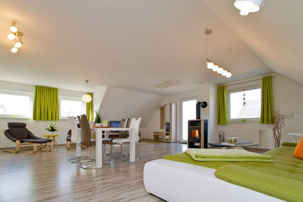 Haus zum Achterwasser - App. 2 - Ferienwohnung in Ückeritz (Seebad ...