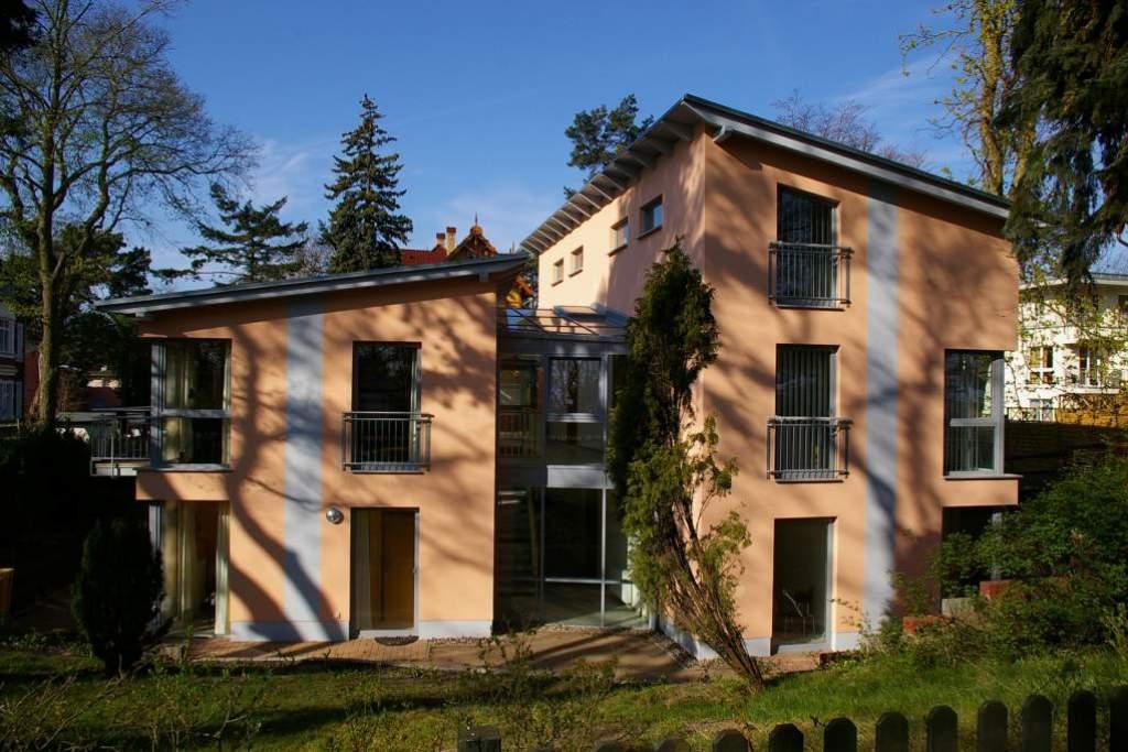 haus auf dem h gel die moderne 12 ferienwohnung in heringsdorf seebad usedomtravel. Black Bedroom Furniture Sets. Home Design Ideas