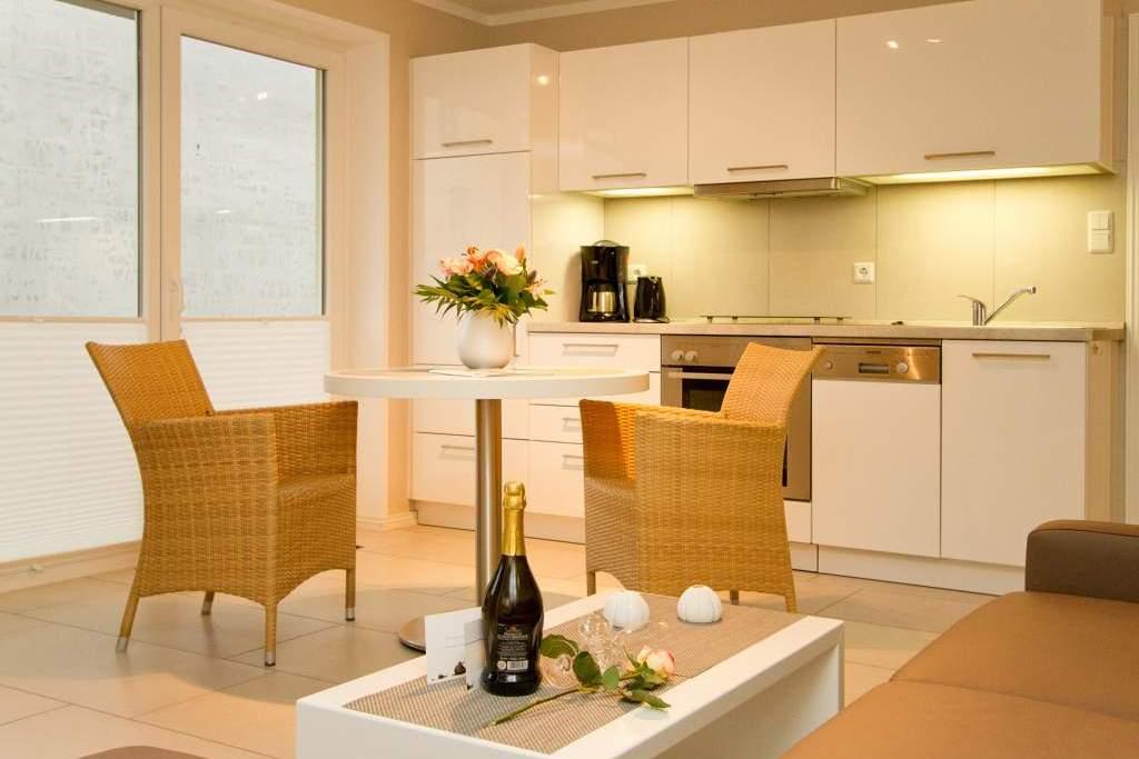 Appartementhaus Neuer Weg App05 Ferienwohnung In Heringsdorf