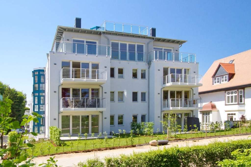 Seeresidenz haus baltic app 1 2 ferienwohnung in for Haus baltic sellin