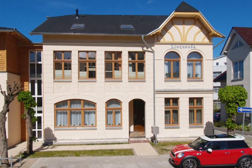 villa linquenda app 3 ferienwohnung in ahlbeck seebad usedomtravel. Black Bedroom Furniture Sets. Home Design Ideas